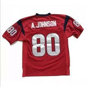 Reebok Houston Texans Andre Johnson Jersey nfl